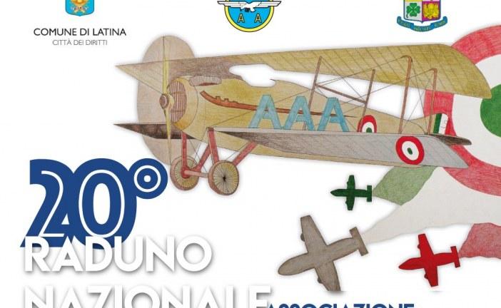 Latina ospita il raduno dell'aeronautica. Non solo Frecce Tricolori, ecco il programma completo