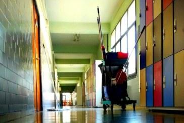 Niente pulizie nelle scuole di Latina, sciopero a oltranza degli operatori