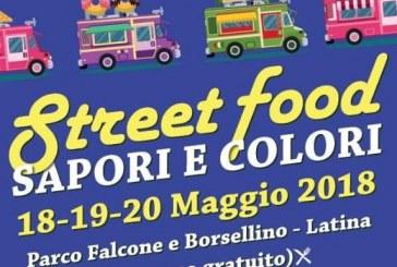 Latina, torna lo Street Food al parco Falcone Borsellino