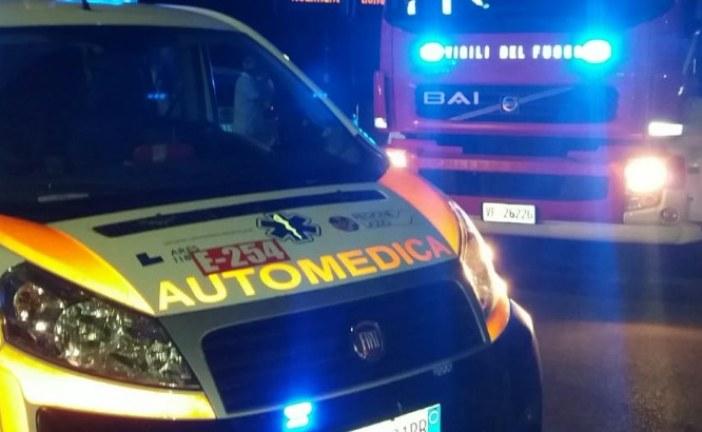 Ubriaco e senza patente si schianta in auto, morta la figlia di 9 anni