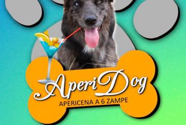 Aperidog, a Latina apericena a 6 zampe