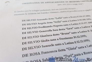 I Di Silvio restano in carcere, nuova ordinanza in tempi record