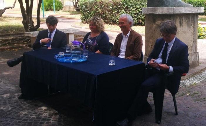 Coletta presenta i nuovi assessori: Di Francia, Proietti e Caprì