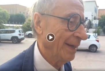 VIDEO Le accuse di Cervellati: Volevano cubature sul verde pubblico. Con il mio Prg oggi non ci sarebbero grattacieli