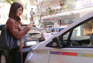 Car sharing a Latina, 300 utenti registrati in due giorni