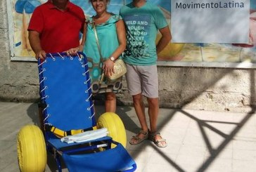 """""""Anche nostra figlia ha diritto di godersi il mare"""", la denuncia del papà di Sofia sui social"""