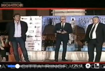 VIDEO Presidio per la legalità, la diretta Lazio TV