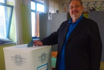 Cisterna, Mauro Carturan vince al primo turno per un pugno di voti: 50,01%