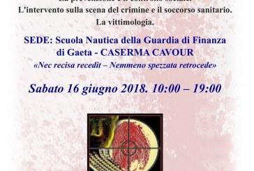 A Gaeta una giornata di studio su omicidi e stragi familiari