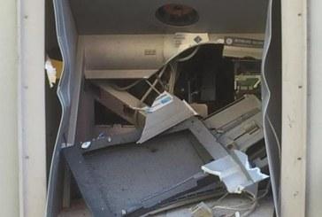 Colpo grosso alla Motorizzazione Civile, bancomat fatto esplodere con l'acetilene