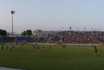 Latina-Roma, spettacolo e tanti gol: finisce 0-9