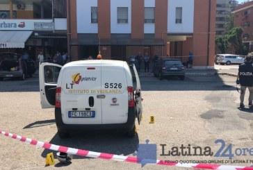 Q4, assalto armato al furgone portavalori: ferito un rapinatore