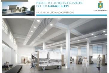FOTO Il progetto: ecco come rinascerà l'ex Garage Ruspi
