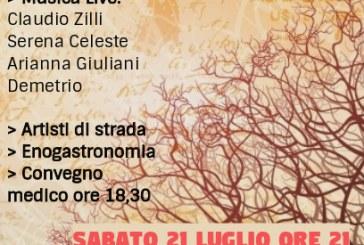 La Vita Vale, sabato serata di musica e beneficenza a Roccagorga