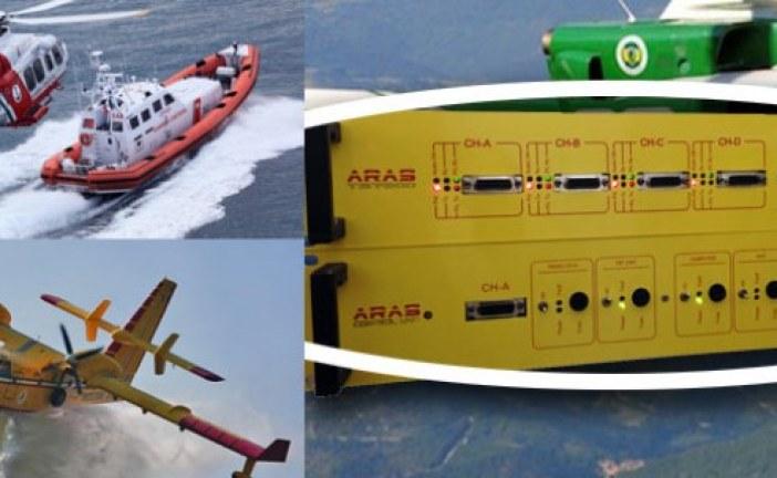 Sabaudia è il primo comune italiano ad attivare il sistema radio Aras per le emergenze